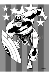 Peter Repovski - Captain America 2