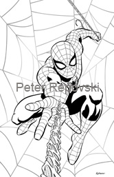 Peter Repovski - Spider-Man 1