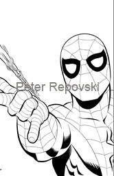 Peter Repovski - Spider-Man 2